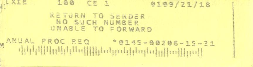 Return_to_Sender_note_of_US_Postal_Service