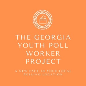 Georgia Youth Poll Worker Project Logo